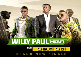 Willy Paul feat Sauti Sol